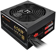 Thermaltake Toughpower Gold 650W Power Supply