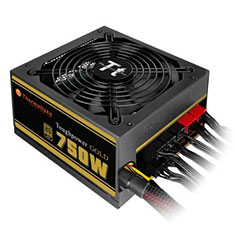 Thermaltake Toughpower Gold 750W Power Supply