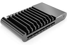UGREEN 10 Port USB Desktop Charger Black
