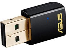 ASUS USB-AC51 Dual Band Wireless AC 600 USB Adapter