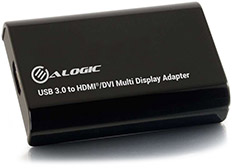 Alogic USB 3.0 to HDMI/DVI External Multi Display Adapter
