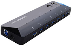 Winstar 7 Port USB 3.0 Hub