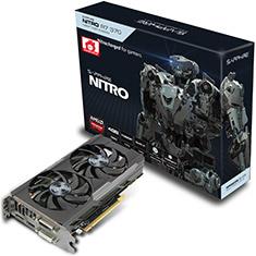 Sapphire Radeon R7 370 Nitro Dual-X 4GB