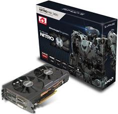 Sapphire Radeon R9 380 Nitro Dual-X 4GB