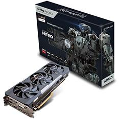 Sapphire Radeon R9 390 Nitro Tri-X with Backplate 8GB