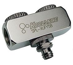 Koolance Drain Valve VLV-XTSPLB