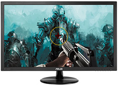ASUS VP228H 21.5in Widescreen Eyecare LED Monitor