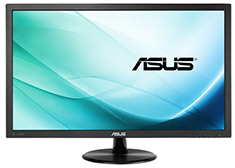ASUS VP247H 23.6in Eyecare LED Monitor