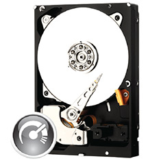 Western Digital WD Black 2TB WD2003FZEX