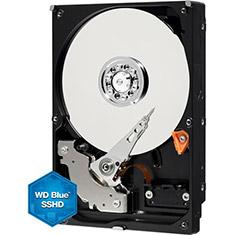 Western Digital WD Blue 4TB SSHD WD40E31X