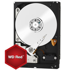 Western Digital WD Red 4TB WD40EFRX