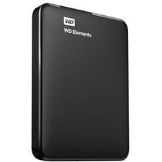 Western Digital Elements Portable USB 3.0 1TB External HDD