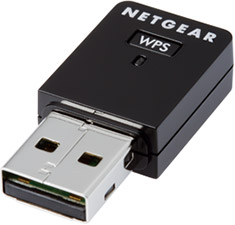 Netgear WNA3100M USB WiFi Mini Adapter