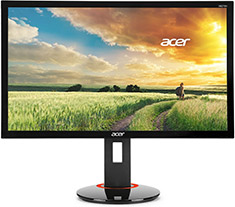 Acer XB270H-G 27in G-Sync 144Hz Gaming Monitor - Damaged Box