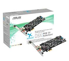 ASUS Xonar DSX PCIe 7.1 Channel Sound Card