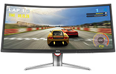 BenQ XR3501 35in 144Hz Curved Gaming Monitor