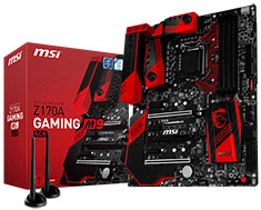 MSI Z170A-Gaming M9 ACK Motherboard