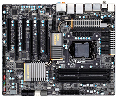 Gigabyte GA-Z68X-UD7-B3 Motherboard