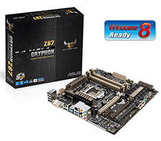 ASUS Gryphon Z87 Motherboard