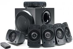 Logitech Z906 THX 5.1 Speaker System