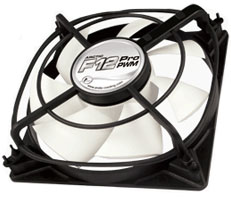 Arctic Cooling F12 Pro PWM 120mm Case Fan