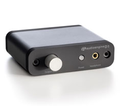 Audioengine D1 Premium 24-Bit DAC / Headphone Amp