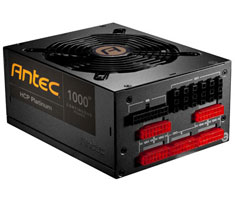Antec High Current Pro Platinum 1000W Power Supply
