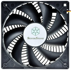 SilverStone AP122 120mm 9 Blade Case Fan
