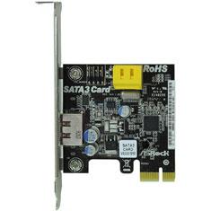 ASRock SATA III PCIe Card