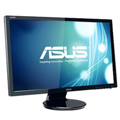ASUS VE248H 24in Widescreen LED Monitor