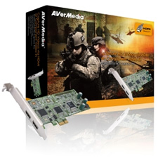 AVerMedia C027 DarkCrystal HD Capture Pro