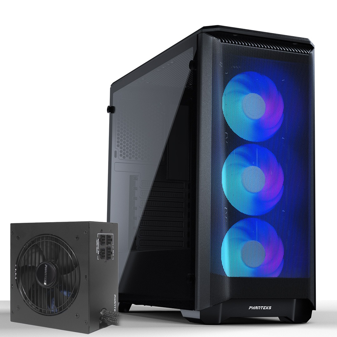 Phanteks Eclipse P400A Airflow Builders Pack