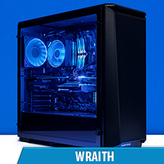PCCG AMD Wraith Gaming System