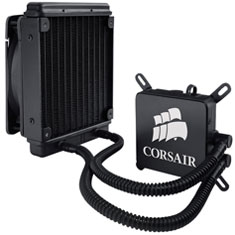 Corsair Hydro Series H60 CPU Cooler