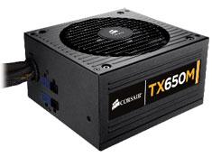 Corsair TX-650M Modular Power Supply