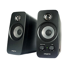 Creative Inspire T10 2.0 Speakers