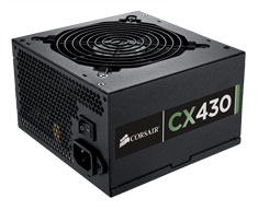 Corsair CX-430 V3 Power Supply