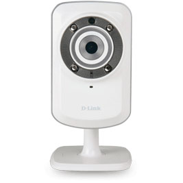 D-Link DCS-932L MYDLINK Wireless Network Camera
