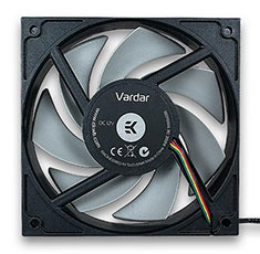 EK Vardar 120mm Fan F4-120 2200RPM