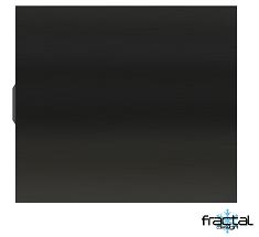Fractal Define R3 Solid Side Panel - Black