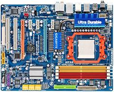 Gigabyte GA-MA790X-UD4P Motherboard