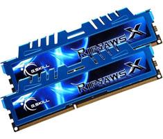 G.Skill Ripjaws X F3-1600C9D-16GXM 16GB (2x8GB) DDR3
