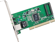 TP-Link TG-3269 32bit Gigabit Network Card