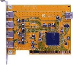 Sunix USB 2.0 PCI Card 5 Port (NEC Chip)