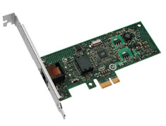 Intel EXPI9301CTBLK Gigabit CT Desktop Adapter PCIe