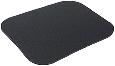 Generic Mouse Pad - Black Cloth