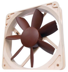 Noctua NF-S12B FLX 120mm Fan