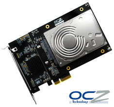 OCZ RevoDrive Hybrid 1TB HDD with 100GB SSD