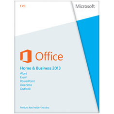 Office Home And Business 2013 For Sale