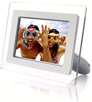 Philips 7ff1m4 7 Digital Photo Frame Photoframe7ff1m4 Pc Case Gear